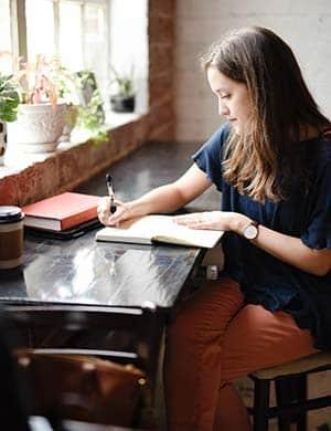 Choisir quoi écrire dans son faire part