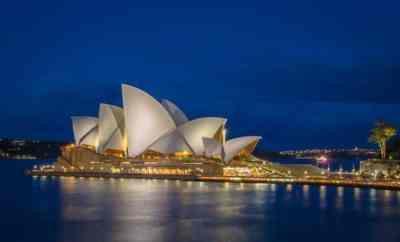 Voyage de noces en Australie