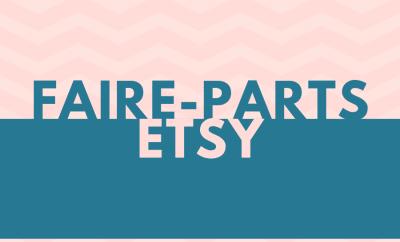 Faire-part mariage sur Etsy