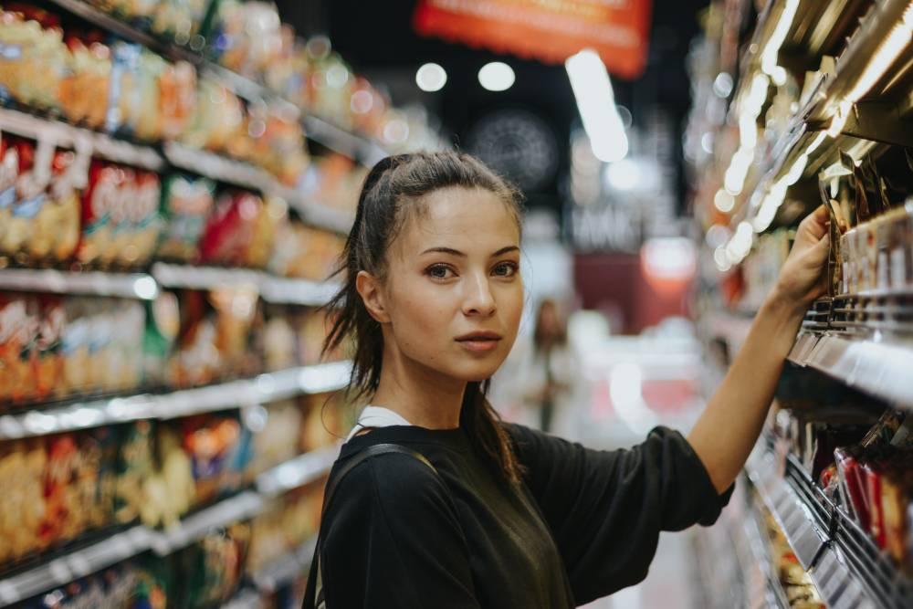 Amour, gloire et supermarché (ou comment rencontrer l'amour en grande distribution)