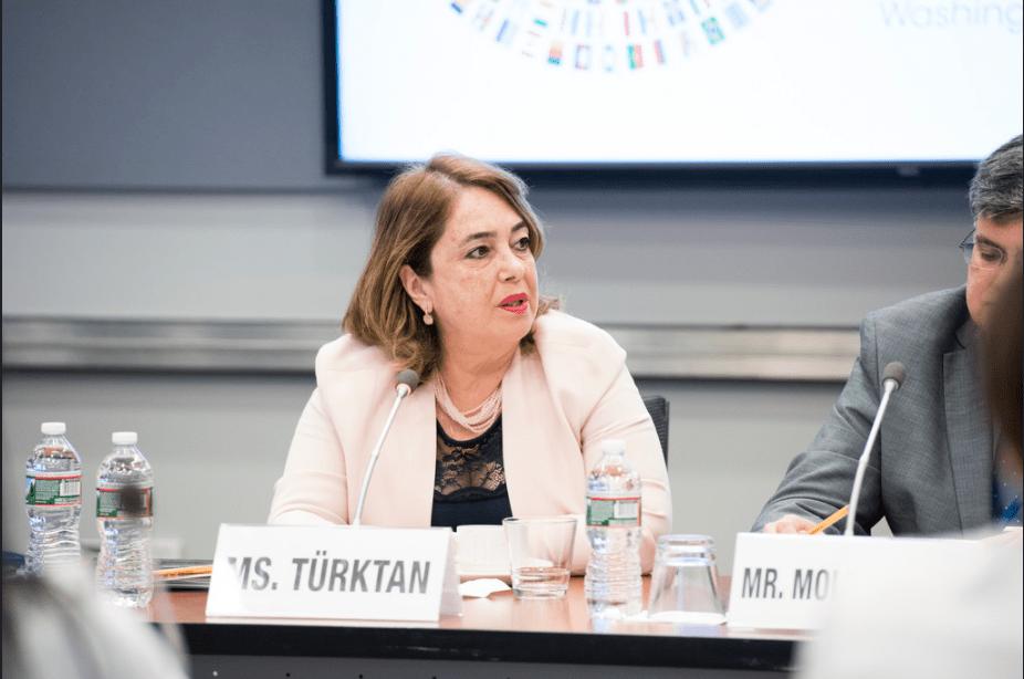 World Bank Gülden Türktan