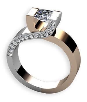 design egen ring