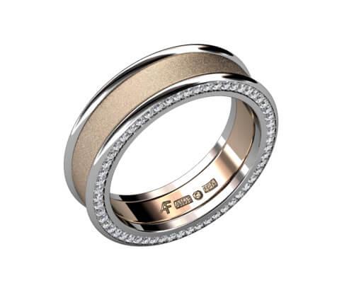 herring förlovning med diamanter