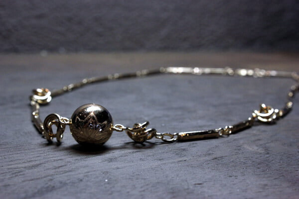 reparation antikt smycke
