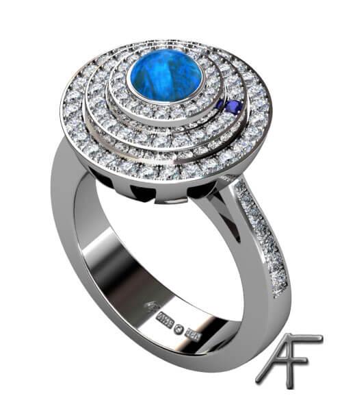 smycken designas unikat