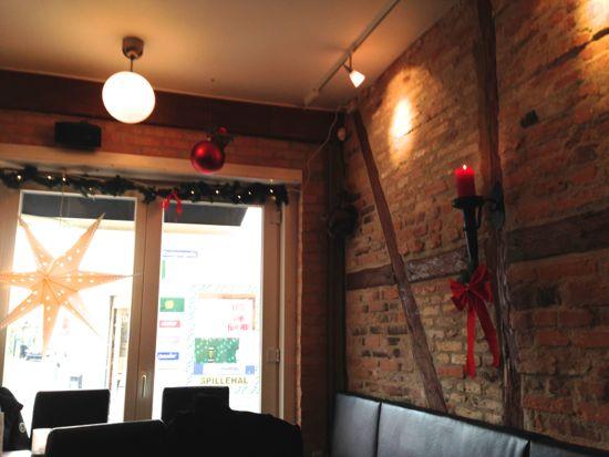 Cafe Chaplin i Helsingør