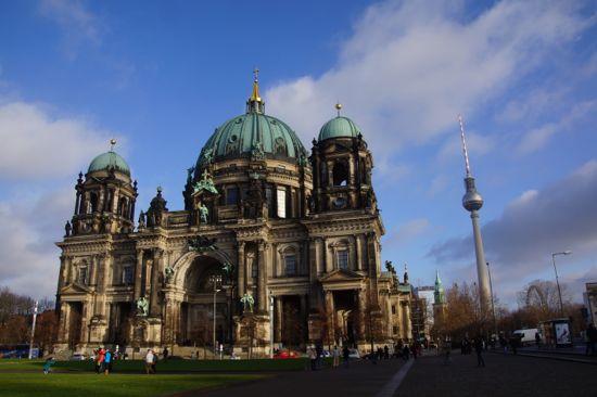 Berlin dom kirke