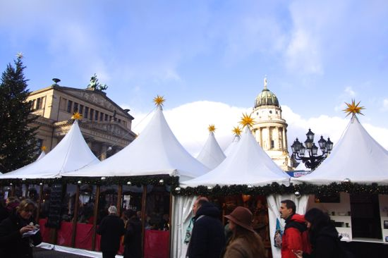 Julemarkeder i Berlin Tyskland