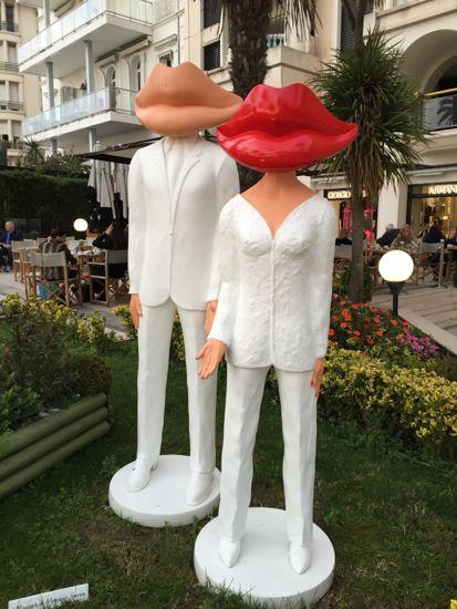 Kunst i Cannes, Frankrig