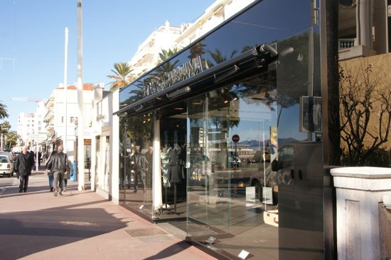 Shopping i Cannes