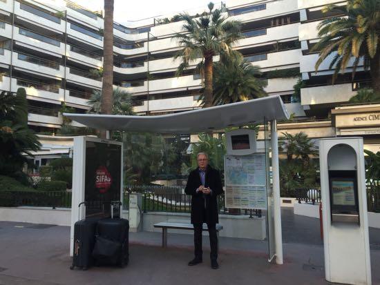 Bus fra Cannes til Nice lufthavn
