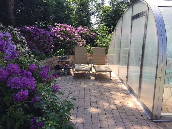 lille terrasse