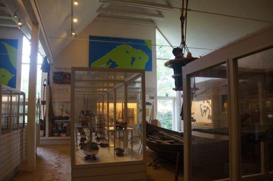 skibsmuseum fisker
