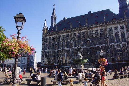Aachen torv