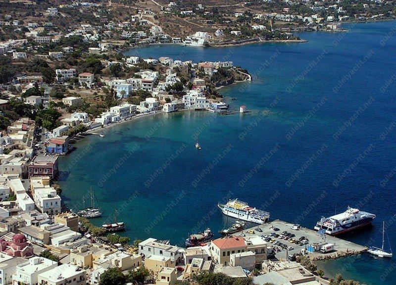Insel Leros Griechenland Griechische Dodekanese Inseln