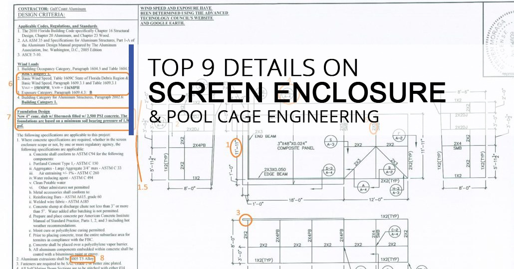 Video: Top 9 Details On Screen Enclosure & Pool Cage
