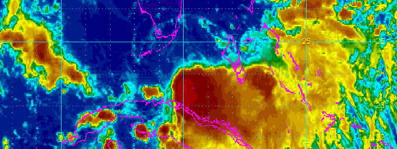 TROPICAL UPDATE: Invest 92-L Designated over Florida Straits, is Worth Monitoring