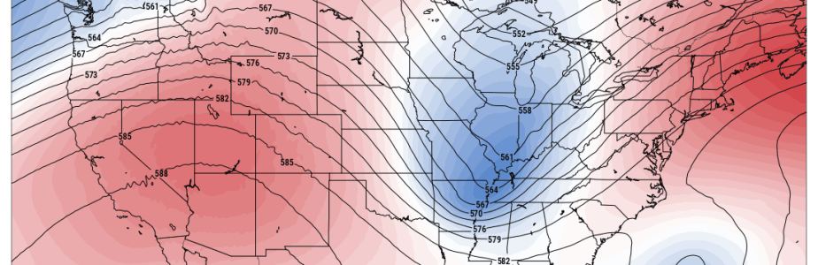 Significant Cool Down, Wet Weather Likely Across Gulf Coast Late Week