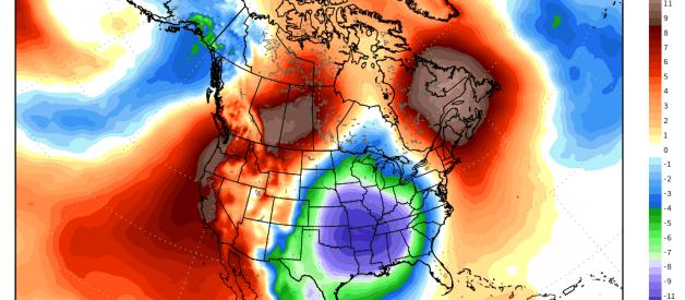 Pattern Change to Bring Much Colder Air Next Week