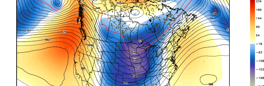 Strong to Severe Storms Possible Wednesday – Thursday; Turning Cooler Late Week
