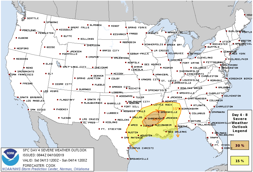 Significant Severe Weather Event Could Unfold This Weekend
