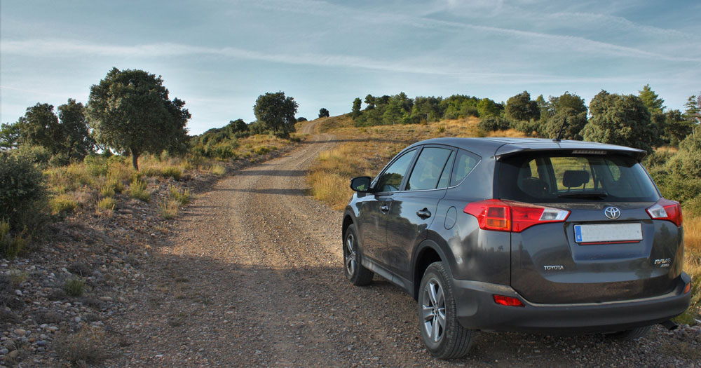 Why the RAV4 Is Perfect for Weekend Adventures