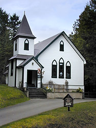 Pender Island United Community Church, Pender Island, British Columbia