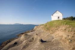 East Point, Gulf Islands National Park, Saturna Island, British Columbia