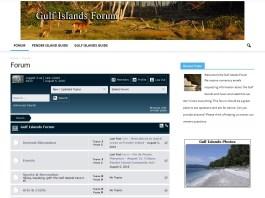 Gulf Islands Forum