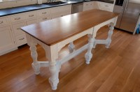 Island Bench Kitchen Table