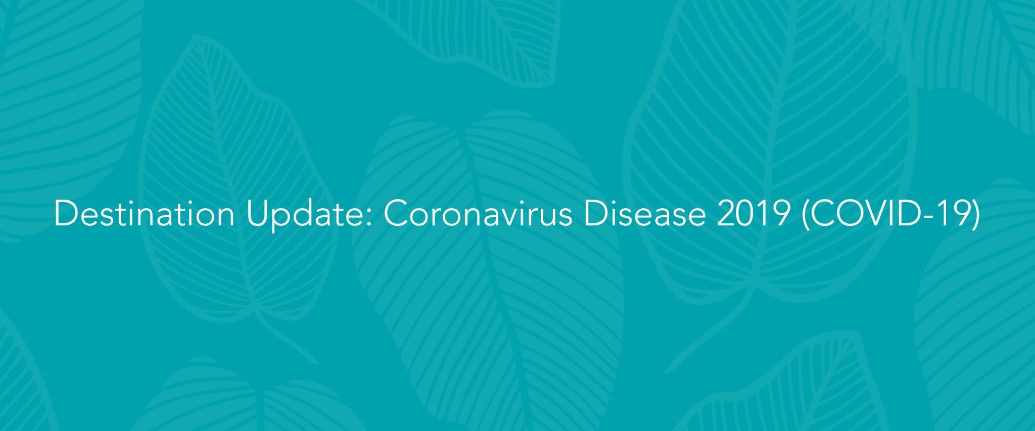 Coronavirus Information for Partners | Gulf Shores & Orange Beach
