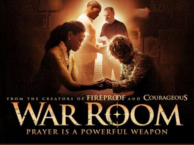 War Room - The POWER of Prayer!