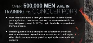 Over 500,000 Men are TRAINING to CONQUER PORN