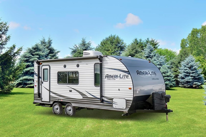 Light Weight Travel Trailers General Rv