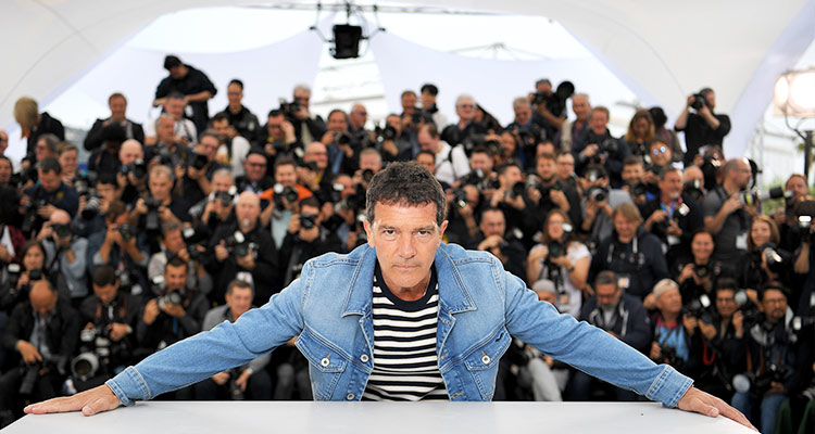 Antonio Banderas Says Heart Attack Helped Him Reinvent