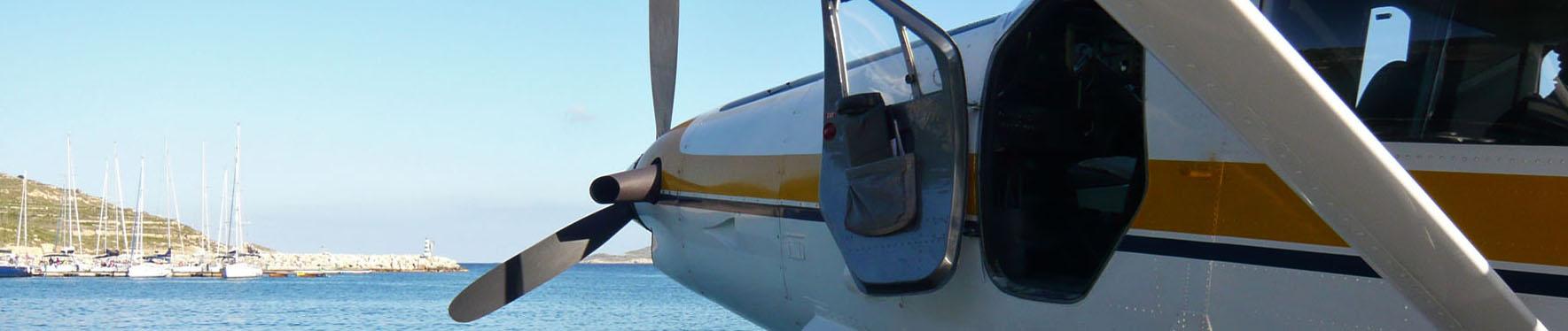 Seaplane Malta