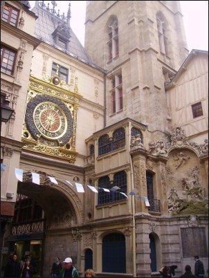 "El ""Gros Horloge"""