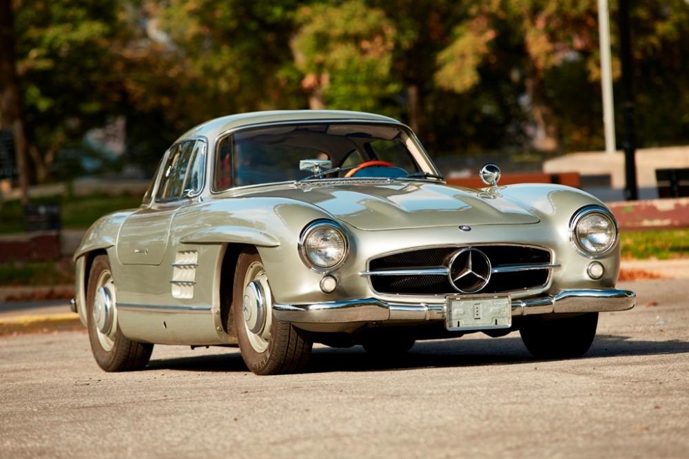1955 Mercedes-Benz 300SL Gullwing Stock # 19805 for sale near Astoria. NY | NY Mercedes-Benz Dealer