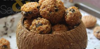 Receita de Cookies de Coco Low Carb