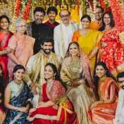 More Pics: Celebs at Rana Miheeka Wedding