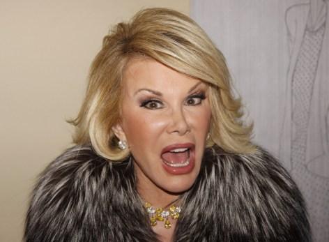Joan Rivers Ugly