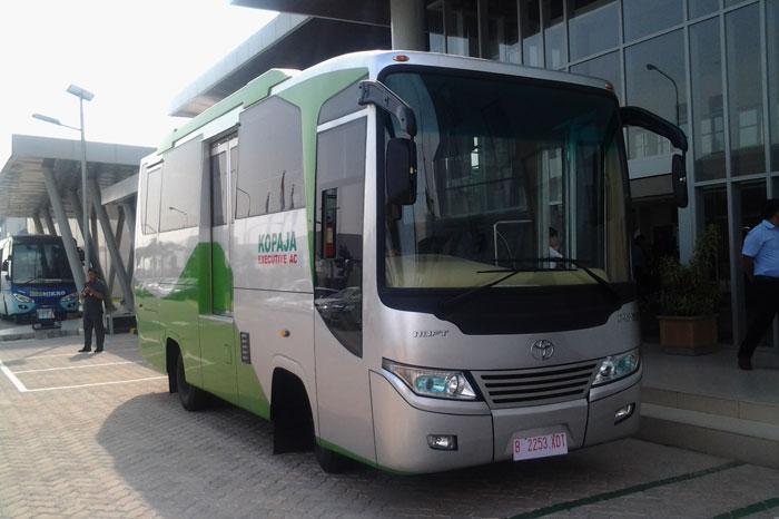 Kendaraan Umum Menuju STAN Bintaro Sektor V, Tangerang Selatan