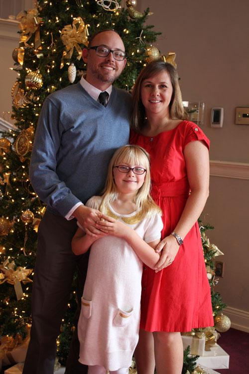 Christmas Family 2014