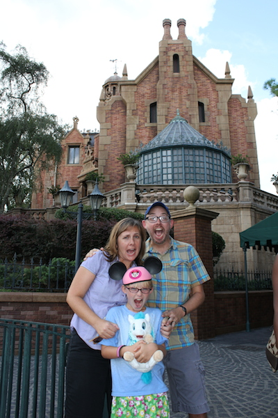 Haunted Mansion!