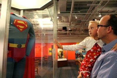 Superman's Clothes