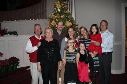 Christmas Eve Service 2015