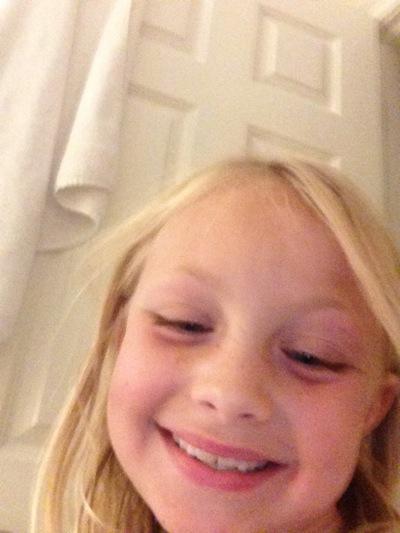 A Camille Selfie