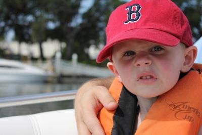Jones on the Boat