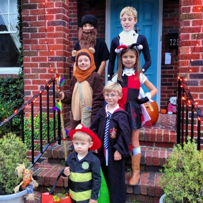 Halloween Crew 2013