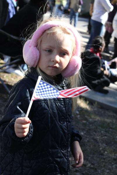 Waving the Flag
